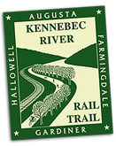 Kennebec River Rail Trail